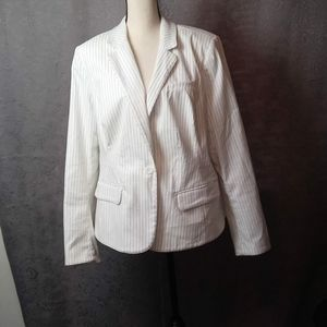 Lane Bryant womans blazer sz 18